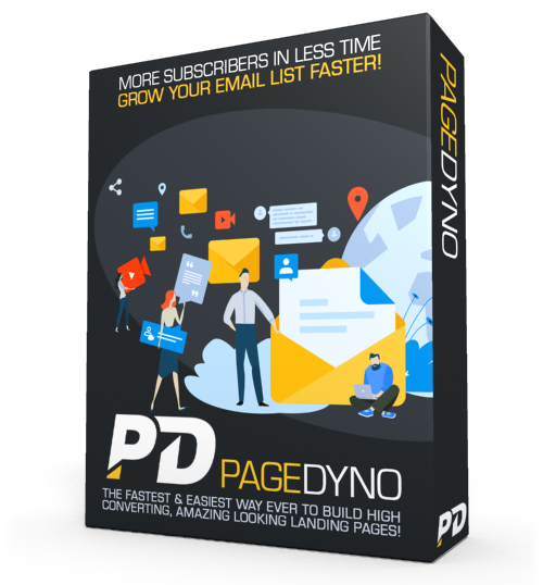 PageDyno - Rapid Landing Page Builder